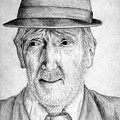 Old Man With Hat by Nicole Zeug