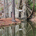 Old Mill 2 by Tina Cannon