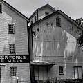 Old Mill Buildings by Paul Kercher