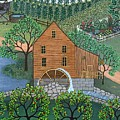 Old Mill by Linda Mears