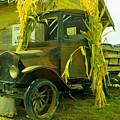 Old Model T  by Jeff Swan
