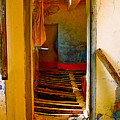 Old Monks Room by John Daly