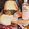 Old Montana Red Eye by Karen Stark