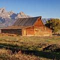 Old Mormon Farm by Bob Phillips