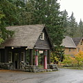 Old Mountain Gas Station by Alice Eckmann