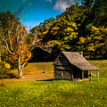 Old Mountain House by Larry Jones