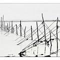 Old Nets by Derek Beattie