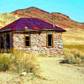 Old Nevada Bordello by Dominic Piperata