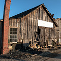 Old Oil Mill In Pendleton Sc by Dale Powell