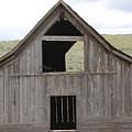 Old Oregon Barn by Joan Walker