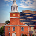 Old Otterbein Methodist In Downtown Baltimore by Bill Swartwout Photography
