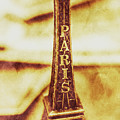 Old Paris Decor by Jorgo Photography - Wall Art Gallery