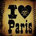 Old Paris by Randolph Ping
