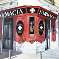 Old Pharmacy by Tomas Castano