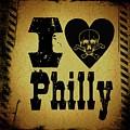Old Philadelphia by Randolph Ping