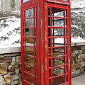 Old Phone Booth by Marilyn Hunt