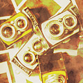 Old Photo Cameras by Jorgo Photography - Wall Art Gallery