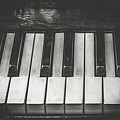 Old Piano by Sotiris Filippou