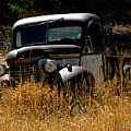 Old Pickup Truck by George Tuffy