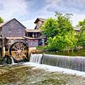 Old Pigeon Forge Mill by Scott Hansen
