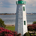 Old Point Comfort Light by Jerry Gammon