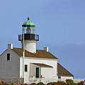 Old Point Loma Lighthouse San Diego California by Christine Till