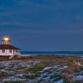 Old Port Boca Grande Lighthouse by Rich Leighton