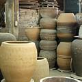 Old Pottery Workshop by Yali Shi