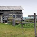 Old Prairie Home by Carolyn Fletcher