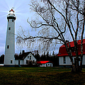 Old Presque Isle Lighthouse by Michael Rucker