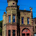 Old Racine Fire Station by Tommy Anderson
