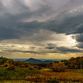 Old Rag - Calm Before The Storm by Blaine Blasdell