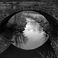 Old Railroad Bridge by Michael L Kimble