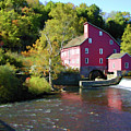 Old Red Mill by Doug Vance