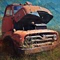 Old Red by Stephanie Calhoun