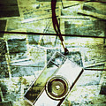 Old Retro Film Camera In Creative Composition by Jorgo Photography - Wall Art Gallery