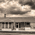 Old Rio Grande Train Stop by James BO  Insogna
