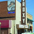 Old Roxy Theater In Muskogee, Oklahoma by Janette Boyd