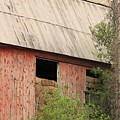 Old Rugged Barn #4 by G Berry