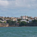 Old San Juan by Gilbert