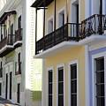 Old San Juan Puerto Rico Downtown  by Robert Smith