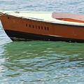 Old San Juan Puerto Rico Local Boats by Robert Smith