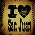 Old San Juan by Randolph Ping