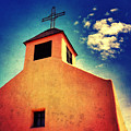 Old Santa Fe Church by Matt Suess