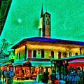 Old Sarajevo by Jasmin Hrnjic