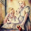 Old School by Cheri Meyer