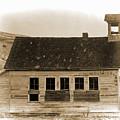 Old School House by Pamela Walton