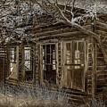 Old School House Ruby Az by Elaine Malott
