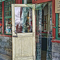 Old Shop by Barb Hauxwell