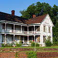Old Shull Mansion by Charles Hite